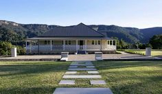 images about Country home facades on Pinterest