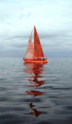 Go sailing     Someday