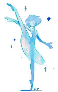 Steven universe,фэндомы,SU art,SU Персонажи,Blue Pearl