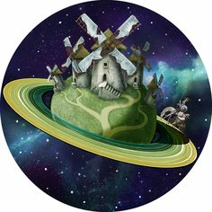 """The board game """"Odyssey"""" invented by Adam Kaluza and Przemek Dmytruszynski, will be released this year by LupoArtGames. Illustrated by Alicja Kocurek.  #boardgame #illustrations #illustrator #art4child #space #galaxy #pleiad #laniakea #nasa #art #design #design4child #memory #brain #memorytraning #memorygame #logicgame"""