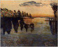 Four Mile Lake - Karen Keogh