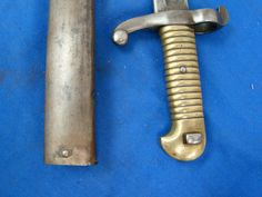 Arsenal Marked Blade Dated 1865