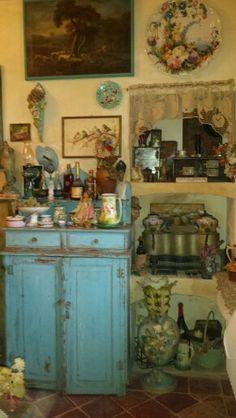 Frou-Frou kitchen