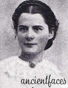 Agnes Lee, Robert E. Lee's Daughter.