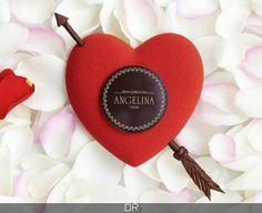 #saintvalentin2015 #ValentineDay #Food #Yummy #Cake #Angelina