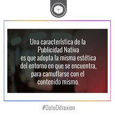 #DatoDifraxion #PublicidadNativa #MarketingDigital