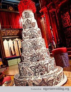 mehndi/sangeet party cake - maybe one layer can have cola bottles ....