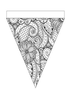 Beginning of the year activity - DIY Coloring Banner