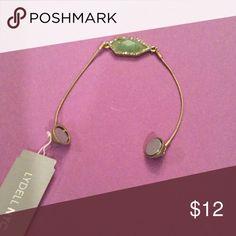 Bracelet Magnetic clasp bracelet, fashion jewelry, never worn. lydell nyc Jewelry Bracelets