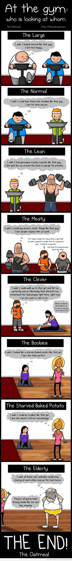 Just Gym---->Follow Me For More Funny Picture http://pinterest.com/suckerfish990/