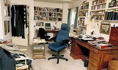 Writers' rooms: Simon Gray