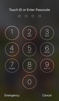 How To Unlock An iPhone #Technology #Trusper #Tip