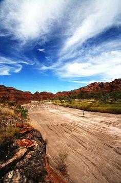 Beehive domes, Purnululu National Park, Australia - on my list to visit!