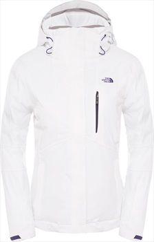 The North Face Ravina Women's Ski/Snowboard Jacket, M, TNF White