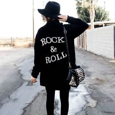Gypsy Warrior Rock N Roll #fallfashion #grungy