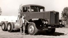 For the South African Railways Company a special version the Super Mammothn was created. It was equipped with a 18-liter AV1100 engine from ...