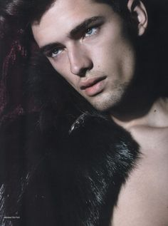 #SeanOPry photographed by #MilanVukmirovic for #LOfficielHommes Fall Winter 2008!