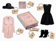 Spring look with a p.s. Besitos clutch