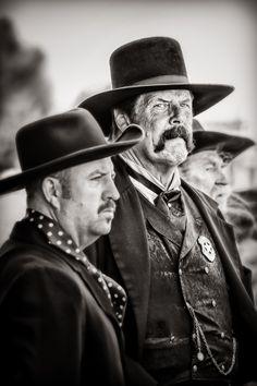 "500px / Photo ""Wyatt Earp Stares Me Down"" by Steve Steinmetz"