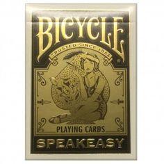 Bicycle speelkaarten Speakeasy