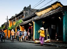Top 10 reasons to move to Hoi An - This town is the place where you want to live for the rest of your life after getting bored with the bustle of your. Hoi An, Bustle, Southeast Asia, 18th Century, Vietnam, Street View, Architecture, City, Places