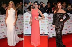 STARS of the small screen were out in force tonight for the National Television Awards, held at London's The O2 arena. The glitzy event, hosted by Dermot O'Leary, is hailed as the biggest night of the year for British telly. And these glamorous stars certainly dressed to impress...http://goo.gl/onG7u7