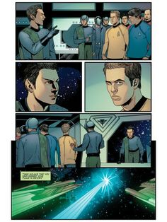 Star Trek - Episode 19  #trekkies4life #idwcomics #motionbooks #madefire