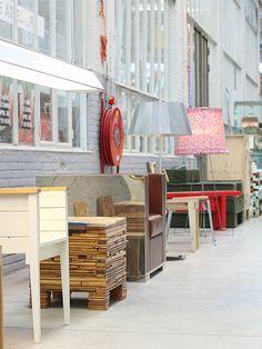 Eindhoven | Piet Hein Eek Winkel & Restaurant Halvemaanstraat 30 5651 BP Eindhoven, Niederlande | Piet Hein Eindhoven | 23qm Stil