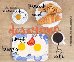 Por que éste es un #DesayunoSaludable?  Porque lo tiene todo por ejemplo:  * #Huevo: la clara posee #Proteínas de alto valor biológico, la yema grasas, proteínas, vitaminas y minerales.  * #Café: una de las bebidas más antiguas de la #Historia. Activa el organismo mejora el rendimiento y la #Memoria.  #ADesayunarBien #BuenosDías #BuenMartes