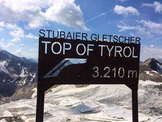 The Stubai Glacier, on An Alpine Stroll