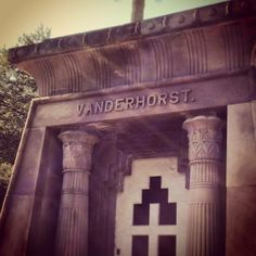 When real life imitates fiction....reader Bretta Chapman sent me this photo of the Vanderhorst mausoleum at the Magnolia Cemetery in Charleston---just like I'd described it in RETURN TO TRADD STREET. Except I've never been to the cemetery and didn't know this existed!! #placesoftradd