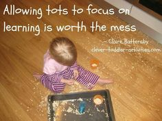 Messy learning