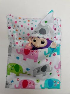 Check out Sweet Fingerlings Bedding Set on sewhappytooboutique 96a4b74b8496