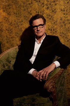 Colin Firth.  Photo: Caitlin Cronenberg, 2013.