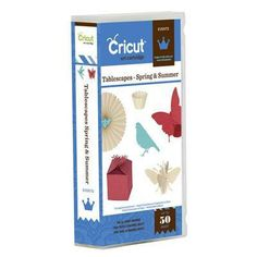 Cricut spring summer cartridge