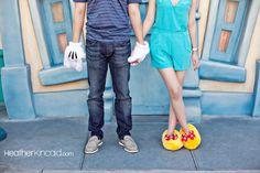 ENGAGEMENTS  Disneyland Engagement Photos – Sylvia & Andy Part 2 of 2