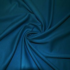 Teal Double Knit Jersey Fabric is an excellent quality jersey, particularly popular during the cooler months for smart wear items. Knitting Wool, Double Knitting, Smart Dress, Dressmaking Fabric, Casual Sweaters, Haberdashery, Winter Dresses, Clothing Items, Teal