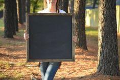 Rustic framed chalkboard. Kitchen chalkboard. Wedding chalkboard. Wall chalkboard. Custom chalkboard signs. Chalkboard art. Black chalkboard | 1000