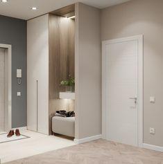 Super Small Closet Design Ideas Home Ideas Apartment Entrance, Home Entrance Decor, Entryway Decor, Small Closet Design, Closet Designs, Living Room Decor Cozy, Modern Bedroom Decor, Bedroom Small, Closet Bedroom