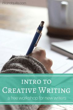 In this FREE workshop for new writers you'll be introduced to the world of novel-writing. You'll learn the writing & publishing processes, how to make a living as an author, how to find a writing community, and more! Plus, there is most definitely a free workbook involved.