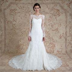 KleinfeldBridal.com: Sareh Nouri: Bridal Gown: 33315615: Fit and Flare: Natural Waist