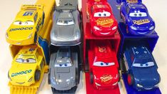 Cars Disney Lightning McQueen Lego Racers Haulers Cartoon for Kids Lego Racers, Lightning Mcqueen, Disney Cars, Cartoon Kids, Kitten, Kittens, Kitty Cats, Baby Cats