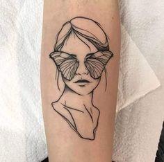 Only butterfly tattoo I would get Future Tattoos, Love Tattoos, Beautiful Tattoos, Body Art Tattoos, Small Tattoos, Tatoos, Bad Tattoo, Piercing Tattoo, Get A Tattoo