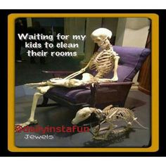 Waiting for my Kids to clean the room.. #Humor #Silly #Hilarious ...