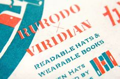 Viridian2014_05_EventVisual on Behance