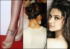 Deepika, Priyanka, Saif: Celebs with funky body tattoos (see pics)