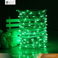 Factory direct Sale fairy light ip65 led string light christmas light with controller-festival home decoration 100leds