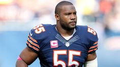 Just when things were starting to clear up for the Chicago Bears defense, they received another hit when news dropped Lance Briggs is out with a rib injury.