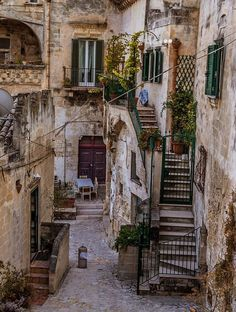 Matera, Italy – 35 Most beautiful places in Italy. Matera, Italy – 35 Most beautiful places in Italy. The Places Youll Go, Places To Go, Magic Places, Places In Italy, Visit Italy, Northern Italy, Travel Aesthetic, Dream Vacations, Italy Travel