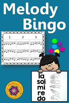 Looking for a music bingo game that utilizes pentatonic scale (do/re/mi/sol/la)? Your classes will love this game that allows lots of winners! Use for whole group instruction, centers or with a substitute! Easy activity to add to lesson plan!